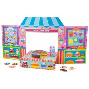 Alex Tasty Treat Shop - Imaginative Play for Ages 3 to 7 - Fat Brain Toys