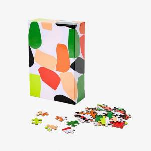 Areaware Pattern Puzzle - Stack - Puzzles for Ages 9 to 12 - Fat Brain Toys