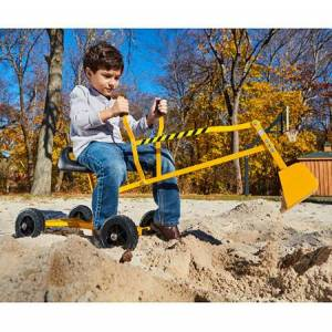 Reeves International The Big Dig & Roll - Imaginative Play for Ages 3 to 5 - Fat Brain Toys