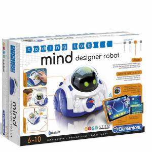 Creative Labs MIND Designer Robot - RC & Electronics for Ages 7 to 10 - Fat Brain Toys