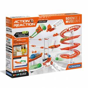 Creative Labs Action & Reaction Chaos Effect - Building & Construction for Ages 8 to 12 - Fat Brain Toys