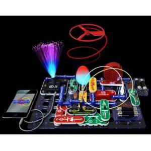 Elenco Electronics, Inc. Snap Circuits Light - Classic & Retro Toys for Ages 8 to 12 - Fat Brain Toys