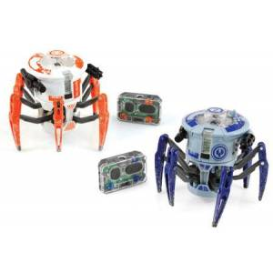 Hexbug, Innovation First Labs Inc Hexbug Robotic Battle Spider 2-pk - RC & Electronics for Ages 8 to 9 - Fat Brain Toys