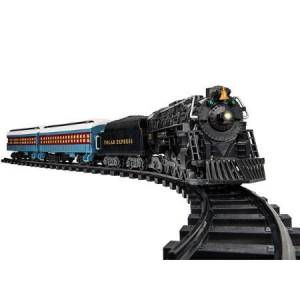 Lionel The Polar Express Ready-To-Play Set - Imaginative Play for Ages 4 to 5 - Fat Brain Toys