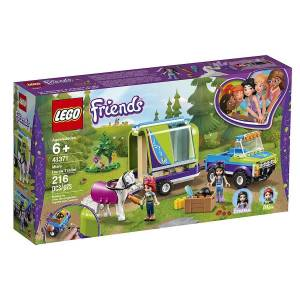 Lego Friends - Mia's Horse Trailer - Building & Construction for Ages 6 to 11 - Fat Brain Toys