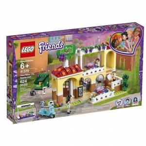 Lego Friends - Heartlake City Restaurant - Building & Construction for Ages 6 to 11 - Fat Brain Toys