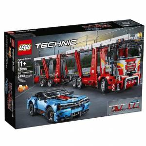 Lego Technic - Car Transporter - Building & Construction for Ages 11 to 12 - Fat Brain Toys