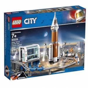 Lego City Space Port - Deep Space Rocket and Launch Control -  - Fat Brain Toys