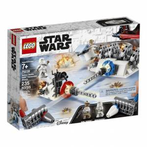 Lego Star Wars - Action Battle Hoth Generator Attack - Building & Construction for Ages 7 to 12 - Fat Brain Toys