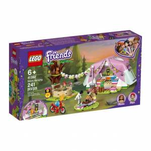 Lego Friends - Nature Glamping - Building & Construction for Ages 6 to 11 - Fat Brain Toys