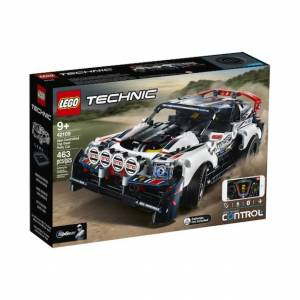 Lego Technic - App-Controlled Top Gear Rally Car - Building & Construction for Ages 9 to 12 - Fat Brain Toys