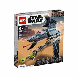 Lego Star Wars - The Bad Batch™ Attack Shuttle V39  - Building & Construction for Ages 9 to 12 - Fat Brain Toys