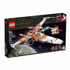 Lego Star Wars - Poe Dameron's X-Wing Fighter - Building & Construction for Ages 9 to 12 - Fat Brain Toys