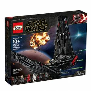 Lego Star Wars - Kylo Ren's Shuttle - Building & Construction for Ages 10 to 12 - Fat Brain Toys