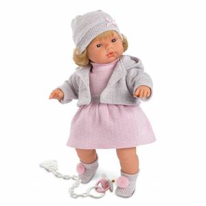 Hotaling Imports Sophia 15 inch Crying Doll - Dolls & Dollhouses for Ages 3 to 10 - Fat Brain Toys