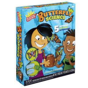 Poof Slinky, Scientific Explorer Scientific Explorer Butterfly Science - Science & Nature for Ages 6 to 10 - Fat Brain Toys
