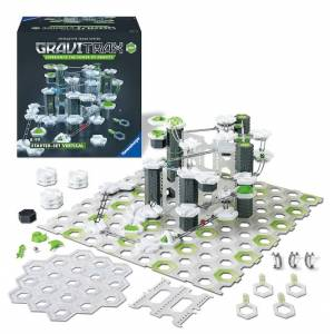 Ravensburger GraviTrax PRO - Vertical Starter Set - Building & Construction for Ages 8 to 12 - Fat Brain Toys