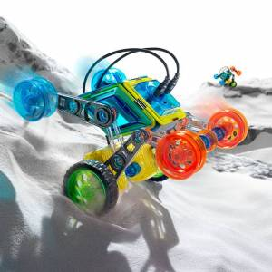 Smart USA GeoSmart Flip Bot - Building & Construction for Ages 5 to 7 - Fat Brain Toys