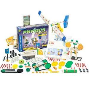 Thames & Kosmos Physics Workshop - Building & Construction for Ages 8 to 11 - Fat Brain Toys