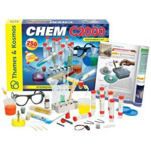 Thames & Kosmos Chem C2000  - Science & Nature for Babies - Fat Brain Toys