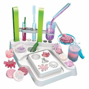 Thames & Kosmos Ooze Labs Soap & Bath Bomb Lab - Science & Nature for Ages 6 to 11 - Fat Brain Toys