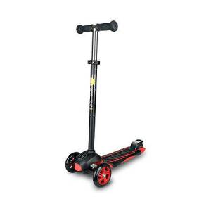 National Sporting Goods, YBike YBike GLX PRO - Black/Red - Active Play for Ages 5 to 8 - Fat Brain Toys