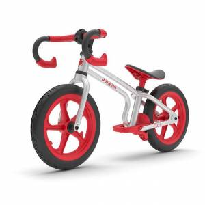 Chillafish Fixie - Red - Active Play for Ages 2 to 5 - Fat Brain Toys