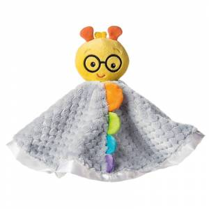 Mary Meyer Baby Einstein Cal - Peekaboo Blanket - Baby Toys & Gifts for Ages 0 to 12 - Fat Brain Toys