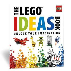 Lego The LEGO Ideas Book - Books for Ages 5 to 10 - Fat Brain Toys