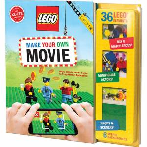 Lego Make Your Own Movie - Books for Ages 8 to 12 - Fat Brain Toys