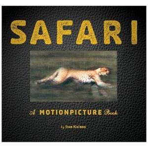 Workman Publishing Safari A Photicular Book - Books for Ages 2 to 7 - Fat Brain Toys
