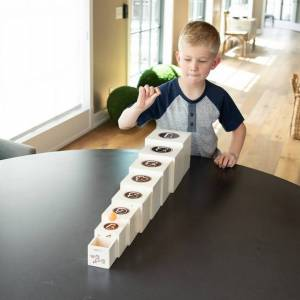 Fat Brain Toy Co. Box & Balls - Games for Ages 5 to 11 - Fat Brain Toys