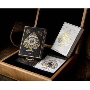theory11 Artisan Playing Cards - Collectors Box -  - Fat Brain Toys