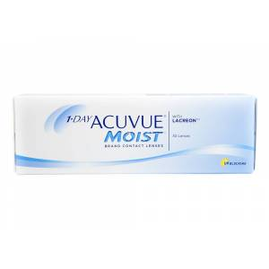 Acuvue 1 Day Acuvue Moist Contact Lenses Online 30 Pack Daily - Johnson & Johnson Coastal