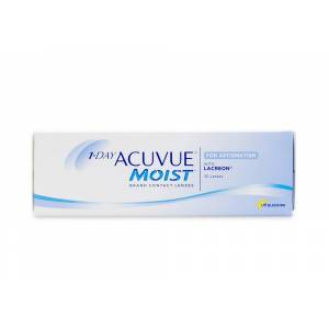 Acuvue 1 Day Acuvue Moist for Astigmatism Contact Lenses Online 30 Pack Daily Toric/Astigmatism - Johnson & Johnson Coastal