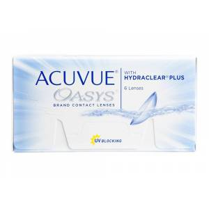 Acuvue Oasys Contact Lenses Online 6 Pack Weekly - Johnson & Johnson Coastal