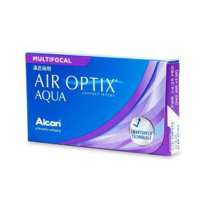 Air Optix Contact Lenses Online 6 Pack Daily Multifocal - Alcon Coastal