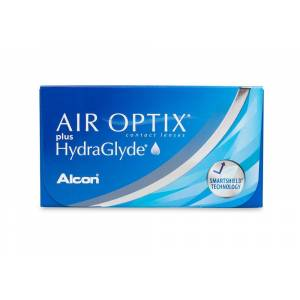 Air Optix HydraGlyde Contact Lenses Online 6 pack Monthly - Alcon Coastal