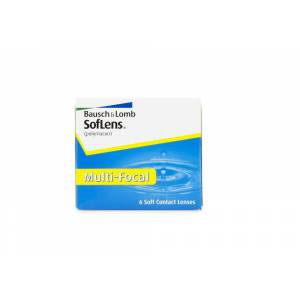 Soflens Contact Lenses Online 6 Pack Daily Multifocal - Bausch & Lomb Coastal