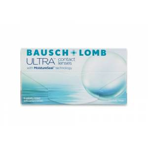 Ultra Bausch & Lomb Ultra Contact Lenses Online 6 Pack Monthly - Bausch & Lomb Coastal