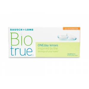 Biotrue Oneday for Astigmatism Contact Lenses Online 30 Pack Daily Toric/Astigmatism - Bausch & Lomb Coastal