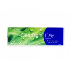ClearSight 1 Day Contact Lenses Online 30 Pack Daily - Coopervision Coastal