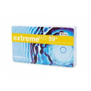 Extreme H2O X-Cel Specialty Contact Lenses Online 6 Pack Weekly - X-Cel Coastal