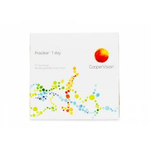 Proclear 1 Day Contact Lenses Online 90 Pack Daily - Coopervision Coastal