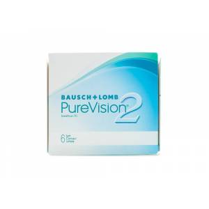PureVision 2 Contact Lenses Online 6 Pack Monthly - Bausch & Lomb Coastal