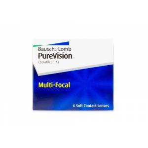 Purevision Day & Night Contact Lenses Online 6 Pack Daily Multifocal - Bausch & Lomb Coastal