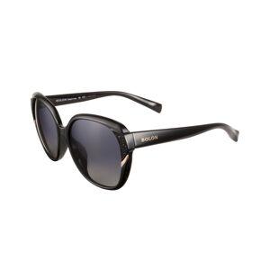Bolon Sunglasses Black Polarized/Metal Online Coastal