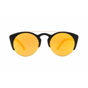 Derek Cardigan Sunglasses Retro Black Online Coastal