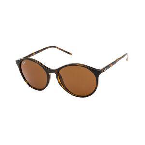Ray-Ban Luxottica Ray-Ban RB4371 710/73 55 Sunglasses in Havana Tortoise   Plastic - Online Coastal