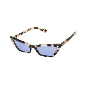 Luxottica Vogue VO5282-SB 272276 54 Sunglasses in Brown Grey Havana White/Tortoise - Online Coastal